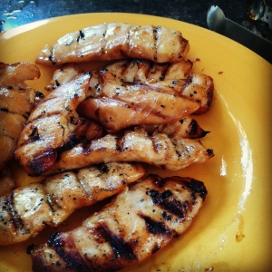 Easy Chicken Marinade  (gluten/refined sugar free)